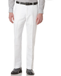 Men&39s White Dress Pants from Perry Ellis  Men&39s Fashion
