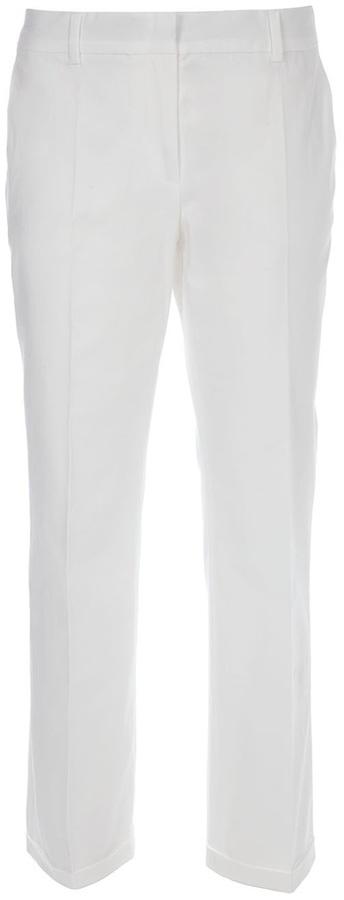 Max Mara Studio Straight Leg Trouser