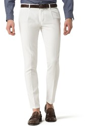 Tommy Hilfiger Tailored Collection Cotton Linen Pant