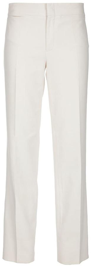 Gucci Vintage Straight Leg Trouser
