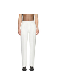 Random Identities White Officer Trousers