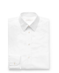 The Row Ahmet Sea Island Cotton Poplin Shirt