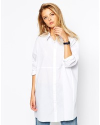 Women's White Dress Shirts from Asos | Women's Fashion