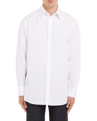 Valentino Back Print Woven Shirt
