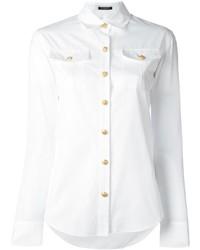 Balmain Classic Poplin Shirt