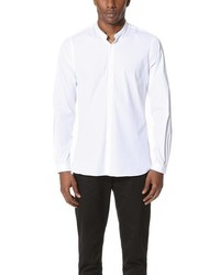 The Kooples Band Collar Dress Shirt