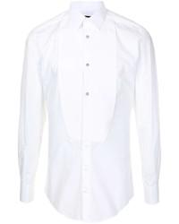 Dolce & Gabbana Bib Detail Shirt
