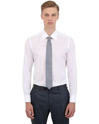 Brioni Cotton Poplin Shirt