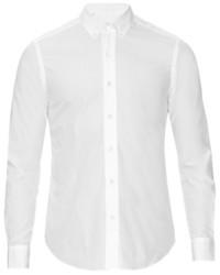 Loewe Button Cuff Cotton Shirt