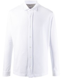 Eleventy Button Down Fitted Shirt