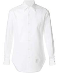 Thom Browne Button Down Pique Tux Shirt