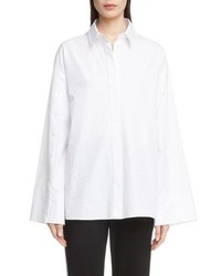 Kenzo Button Sleeve Top