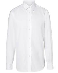 Burberry Classic Fit Monogram Motif Oxford Shirt