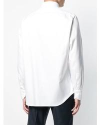 Finamore 1925 Napoli Classic Plain Shirt