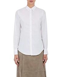 Barneys New York Cotton Button Down Shirt