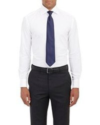 Piattelli Cotton Poplin Dress Shirt