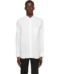 Comme des Garcons Homme Crinkled Oxford Shirt