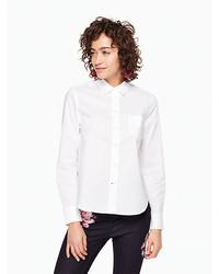 Kate Spade Delicate Poplin Shirt