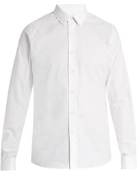 Valentino Double Cuff Oxford Shirt