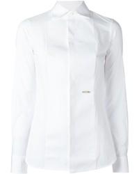 Dsquared2 Bib Dress Shirt