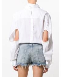 Unravel Project Elasticated Waist Shirt