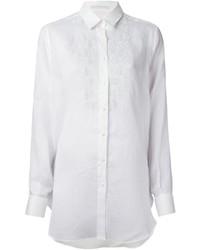 Ermanno Scervino Embellished Shirt