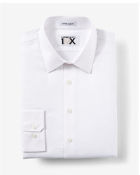 Express Extra Slim Fit Easy Care Diagonal Dobby 1mx Dress Shirt