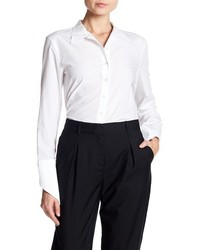 Robert Rodriguez Folded Cuff Business Shirt