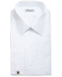 French cuff dress shirt medium 591549