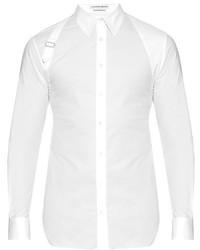 Alexander McQueen Harness Long Sleeved Shirt