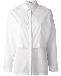 Helmut Lang Layered Contrast Shirt