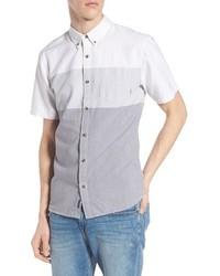 Vans Hemlock Colorblock Oxford Shirt