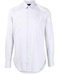Emporio Armani Long Sleeved Cotton Shirt