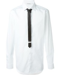 Neil Barrett Tie Detail Shirt