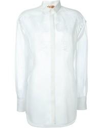 No.21 No21 Costanza Embroidered Shirt