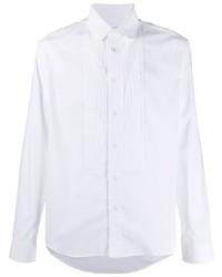 Off-White Now Print Tuxedo Shirt