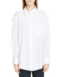 Mansur Gavriel Oversized Poplin Shirt