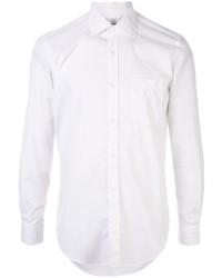 Kent & Curwen Oxford Pocket Formal Shirt