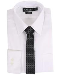 Lauren Ralph Lauren Pinpoint Point Collar Classic Button Down Shirt