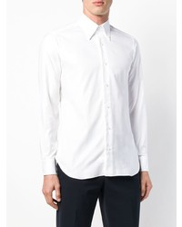 Barba Plain Formal Shirt