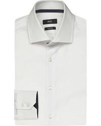 Hugo Boss Regular Fit Single Cuff Cotton Shirt
