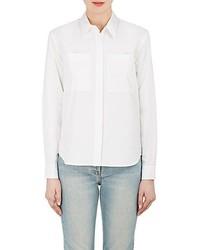 Rhi Cotton Poplin Shirt