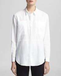 Whistles Shirt Romy Longline Pocket