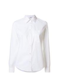 P.A.R.O.S.H. Slim Fit Long Sleeve Shirt