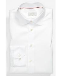 Eton Slim Fit Twill Dress Shirt