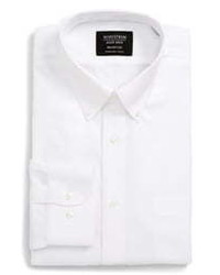 Nordstrom Men's Shop Smartcare Trim Fit Dress Shirt