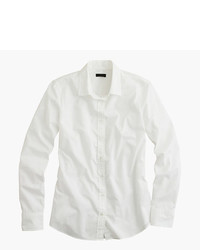 J.Crew Tall Boy Shirt In Classic White