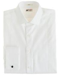 J.Crew Thomas Mason For Ludlow Bib Tuxedo Shirt