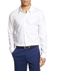 Trim fit sport shirt medium 595740
