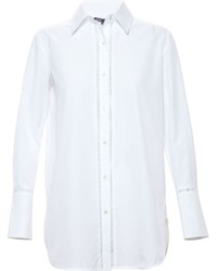 Vince Shirt With Cut Out Detailing